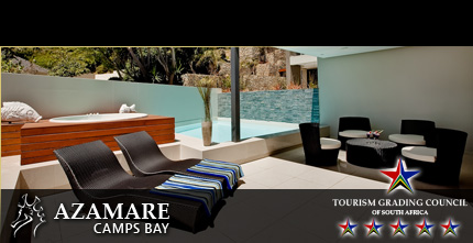 Azamare, Camps Bay, Cape Town